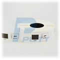 Compatible die-cut Thermal Paper DK-11204 Sticker Labels DK11204 for Brother 17MM*54MM Black on White