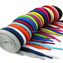 Classic Flat Double Layers Cotton Shoe Laces 120CM Long Rope Laces Sport Shoelaces 2 Pair Per Lot
