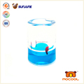 Cylinder Oil Water Transparent Desk Decoration/Promotional Gifts
