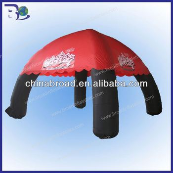 HOT-selling durable and nice inflatable party tent inflatable marquee