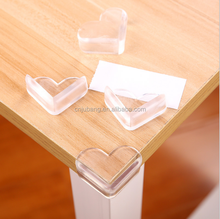 Baby Safe Home Table Corner Protector Guard / Protector Baby Safety Table Corner Protector / plastic furniture protectors