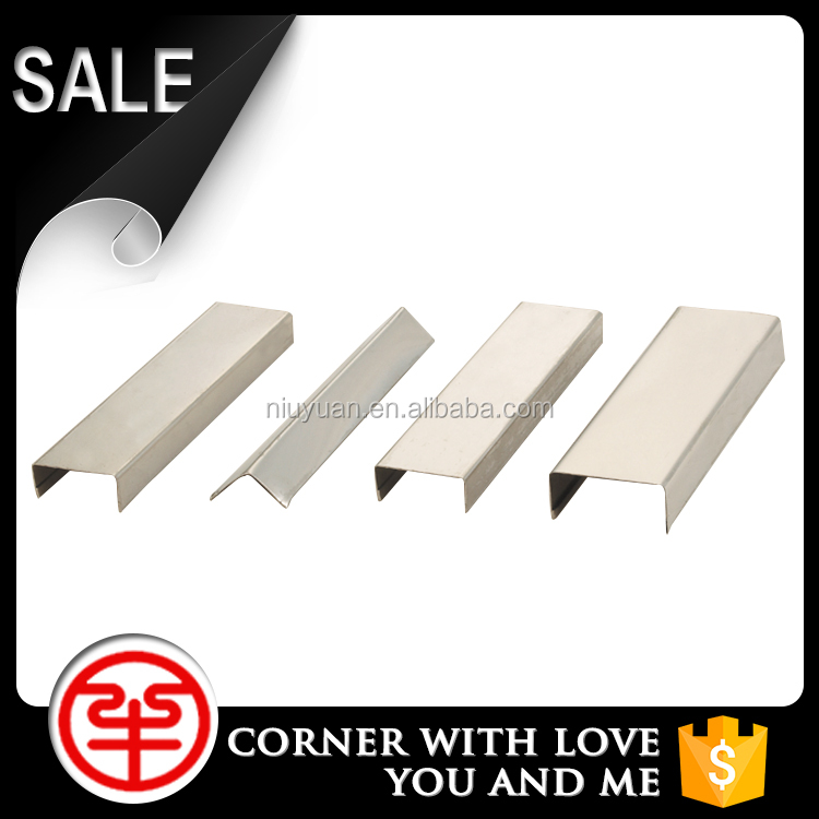 Stainless Steel Ceramic Tile Border Profiles Trim, Decorative Border Profiles