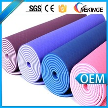 Wholesale TPE yoga mat material with packaging box