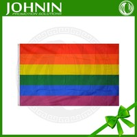 2015 Hot sell OEM service cheap 3x5 gay pride rainbow flag