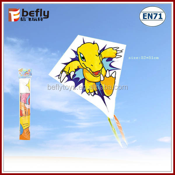 2015 new single line diamond shape kite