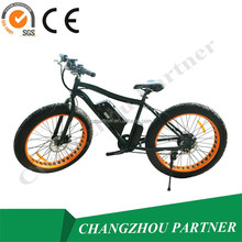 Best price nice mat black sport electric bike for all people(PNT-EB-01)