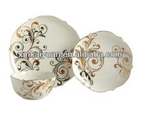 Christmas ceramic dinnerware