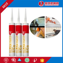 Waterproof Silicone Mirror Adhesive Caulk for Home Decoration BLD858
