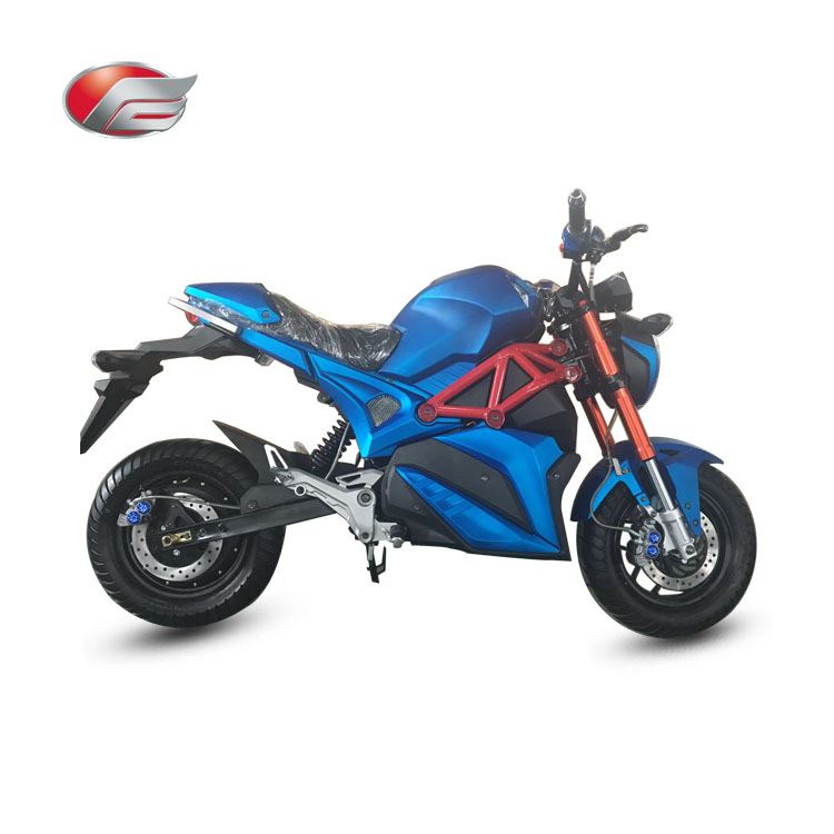 2017 high quality new style electric racing motorcycle