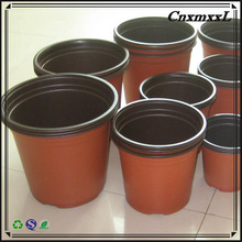 hydroponic grow systems Plastic pots for plants disposable flower pot with great price