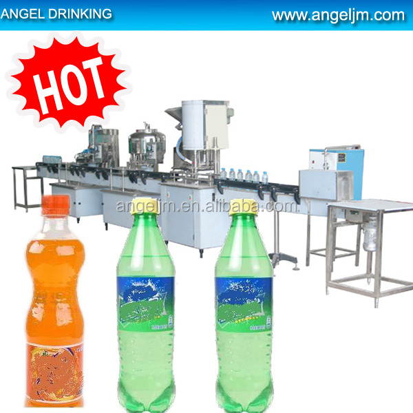 Electric Driven Type water processing and packaging line