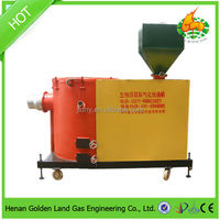 Automatic 300000Kcal wood pellet burner for baking oven