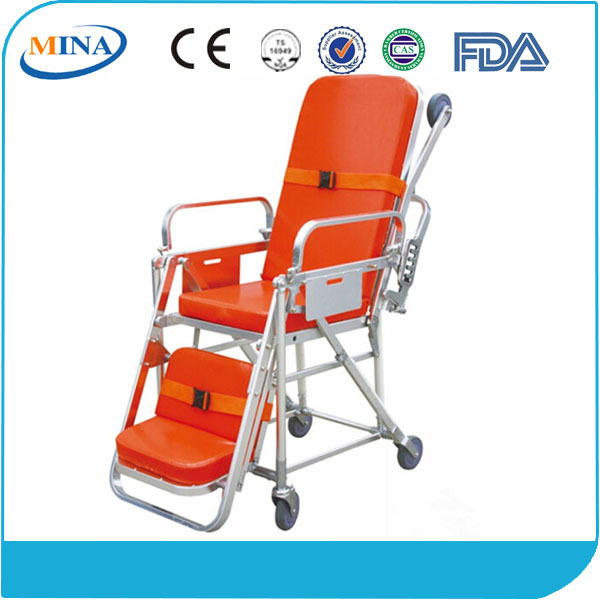 MINA-Y-3E CE Approved Aluminum Alloy Stair Stretcher