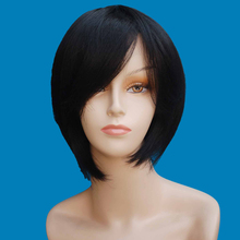 Synthetic lace hair wig, front lace synthetic wig, cheap synthetic lace front wig