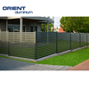 beautiful aluminium newly design garden fence panels