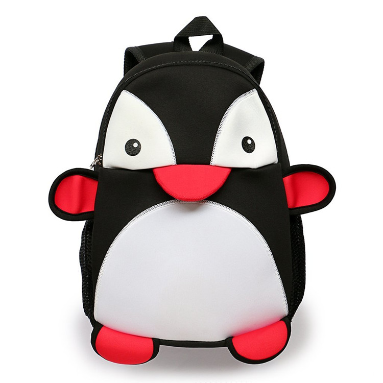 Safety Cotton Cartoon Baby Carrier Small Baby Backpack Child