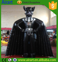 inflatable batman mascot/ inflatable batman model for event/ advertising inflatable alien cartoon