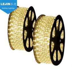 new product 3d train christmas rope light Free sample