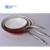 Light Weight Cast Iron Colourful Enameled Frying Pan Skillet With Helper Handle