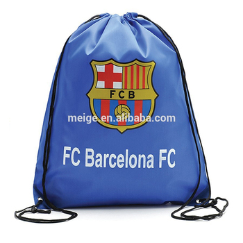 Promo Drawstring Shopping Bag, with custom size and design
