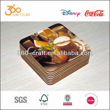 Dinner placemat coaster sets