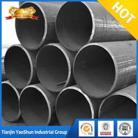 building construction materials/ big diameter carbon pipe/ big ms pipe