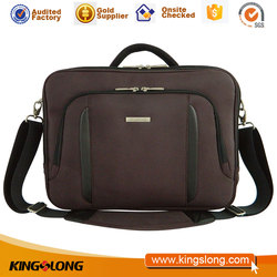 2016 New arrivals leather men laptop bags with handle best laptop messenger bags with competitive price