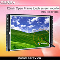 "12""open frame monitor+touch screen"