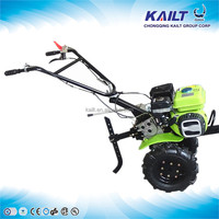 6.5hp mini gasoline tractor power tiller and trailer and rotavator repuestos