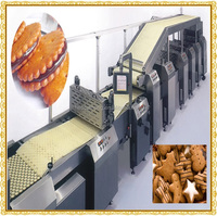 Best Quality Fully-automatic Biscuit Production Line For Sale