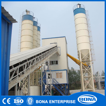 Hot selling construction machines gemany technology concrete mixing plant price