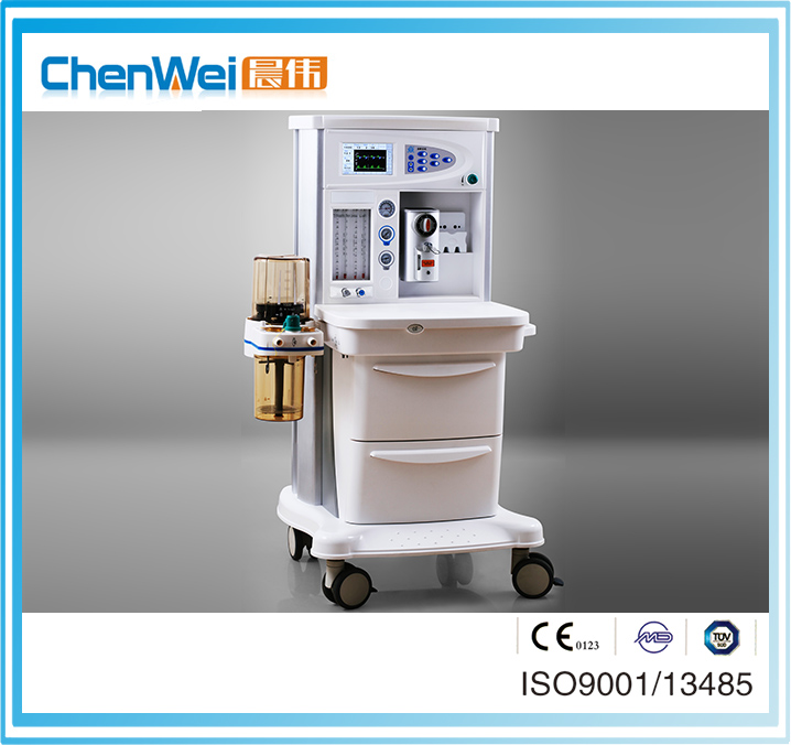 Most competitive medical anestesia machine