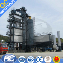 China supplier bituminous concrete mix blend station / asphalt mixing plant with low cost