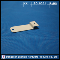 Hot Foil Wire Forming Coil Mounting Spring Clips