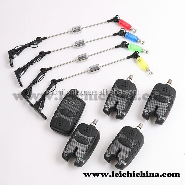 Electronic carp fishing wireless bite alarm