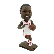 hot sale custom design resin 3D basketball bobble head figurine