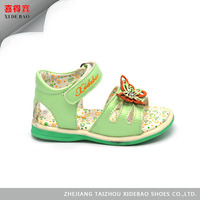 New Design Beautiful Comfortable Manufacturer Girls School Shoes