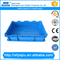 Large waterproof plastic boxes for storage spare parts without lid