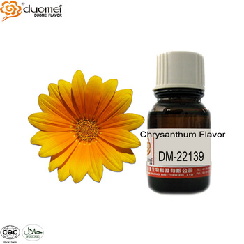 Concentrated Chrysanthum Flavor Vape Liquid Flavoring For E Juice