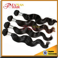 5a the most popular good quality best selling Body Wave Peruvian Hair