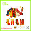 Embroidery Felt Promotional Christmas socks