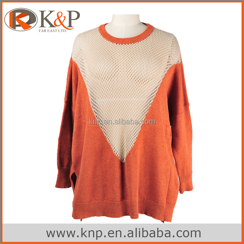 5085 women pullover sweater designs for ladies
