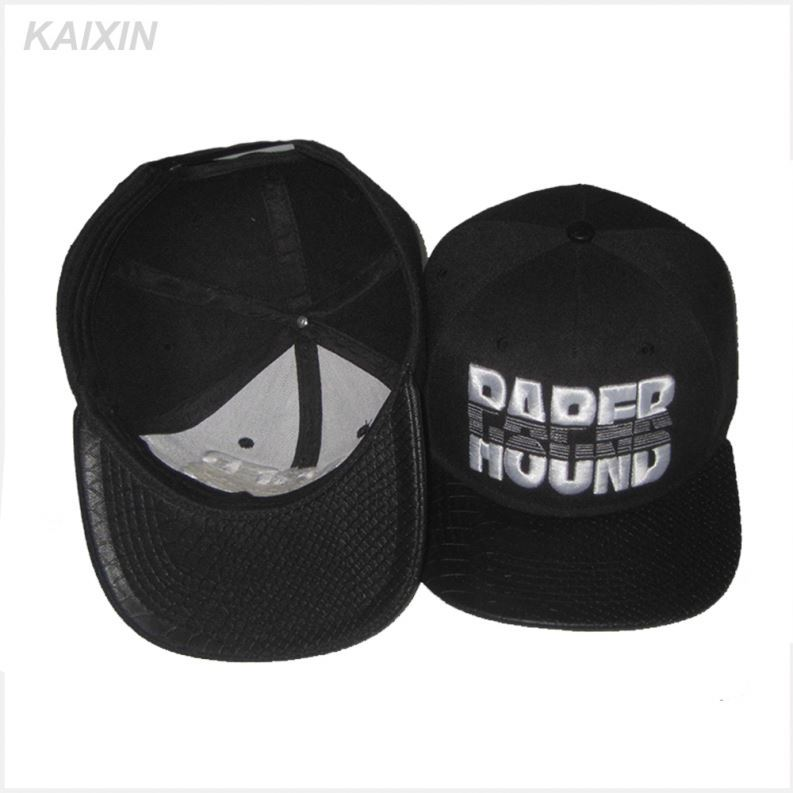 New Fashion High Quality Hip Pop Custom Snapback Cap Baseball Hat For Men and Women