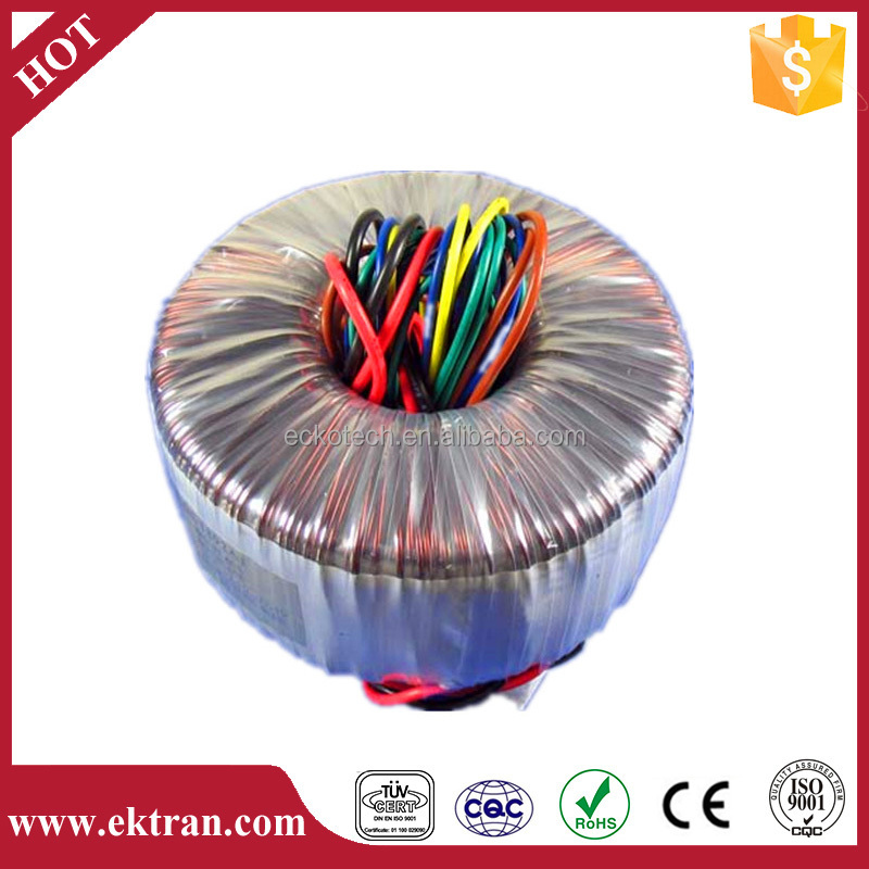 50/60hz single phase isolation transformer 230vac to 24vac