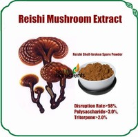 100% Natural Duanwood Reishi Mushroom Powder