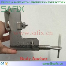 DT Body Anchor/Halfen Natural Stone Support System/Marble Fixing System