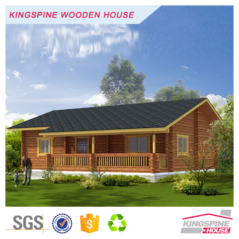 prefabricated log house cabin wooden homes made in china