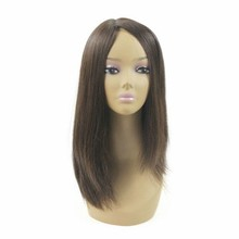 Wholesale 100% european human hair silk top jewish wig kosher wigs,High Quality Full Hand Made Wigs