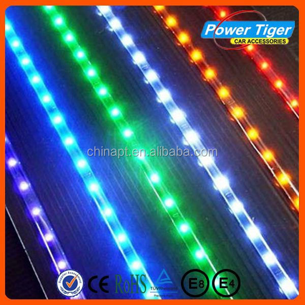 China supplier led strip lighting flexible led strips lights 220v