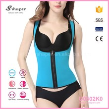 Full Body Slimmer Vest,Body Shaper Trimmer For Weight Loss Thermo Sweat Neoprene Vest